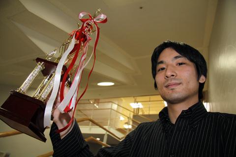 ALMC Championships 2009 Champion : 浅原晃